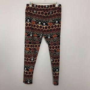 LuLaRoe Pants - NWOT LuLaRoe Halloween Leggings TC2 #2178